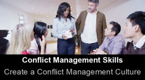 Create a Conflict Management Culture