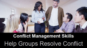 Help Groups Resolve Conflict